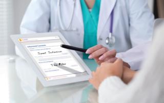 Doctor Patient iPad 2